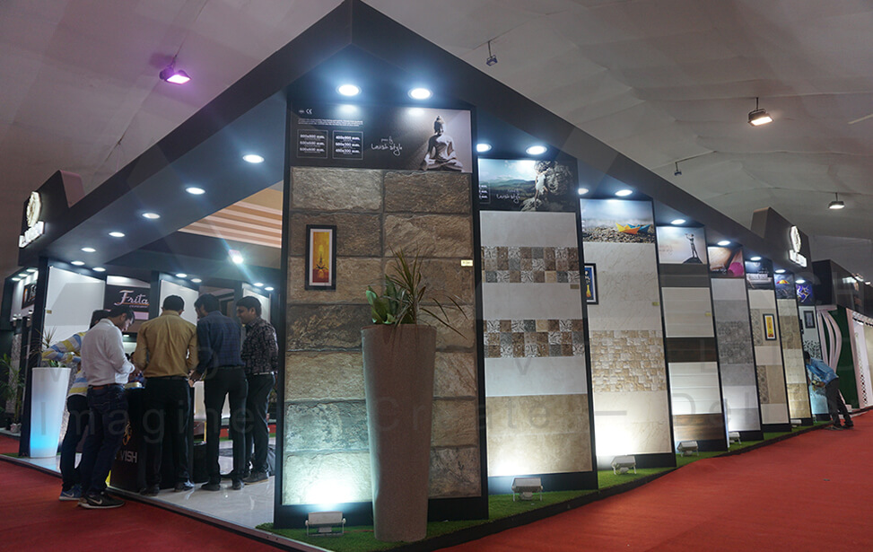 Exhibition Stall Fabricators In Ahmedabad : Exhibition stall fabricator