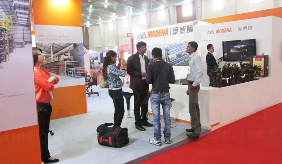 Exhibition Stall designing and fabrication company_Medona_Ceramic_Asia 2012
